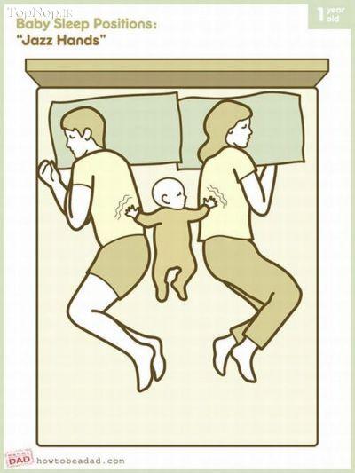 خوابیدن زن و شوهر
