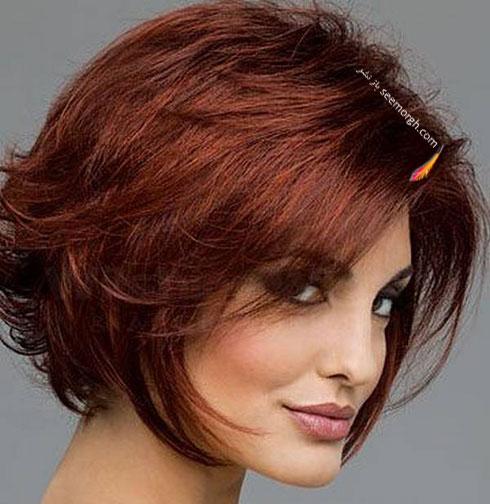 بهترین مدل موی کوتاه برای صورت های گرد