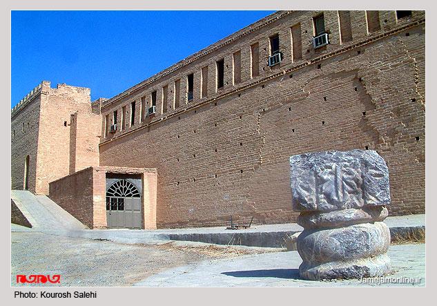 شهر تاریخی شوش در ایران