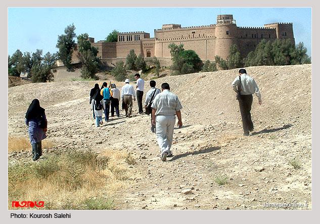 شهر قدیمی و باستانی شوش