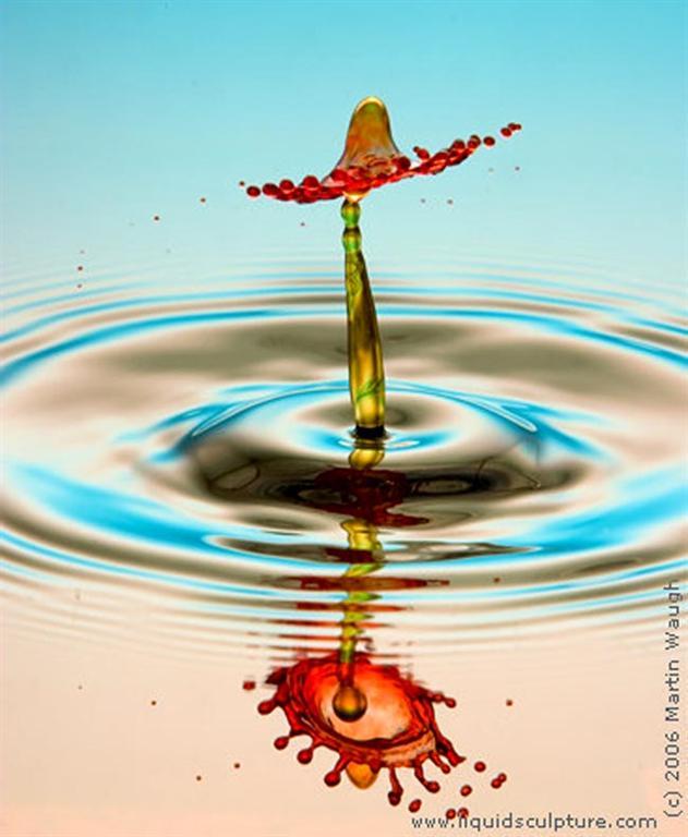 گزارش تصویری: بازی آب و طبیعت در هنر عکاسی!! www.TAFRIHI.com