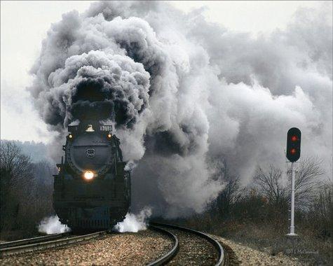 هنر عکاسی با دود و بخار! ( عکس)