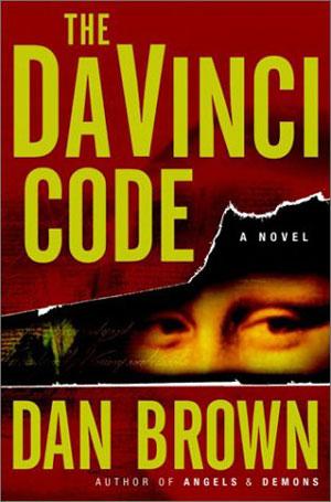 کتابخوانی,کتاب جنجالی,کتاب ممنوعه,رمان,رمز داوینچی,دن براون