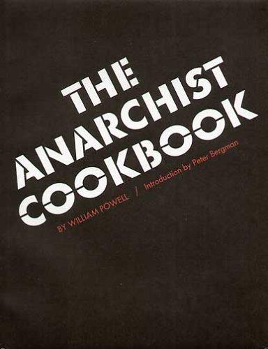 کتابخوانی,کتاب جنجالی,کتاب ممنوعه,رمان,آشپزی آنارشیست,ویلیام پاول