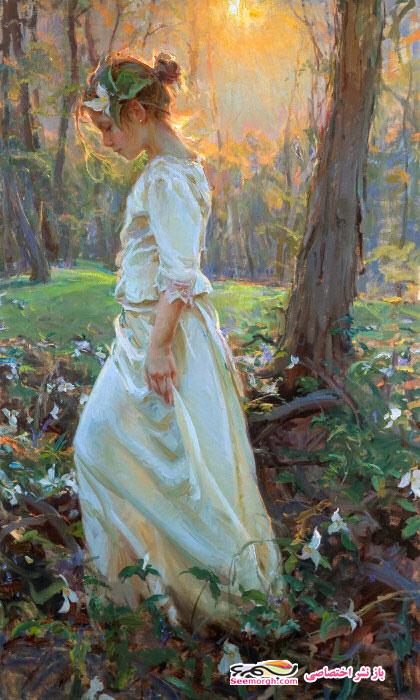 نقاشی از زنان