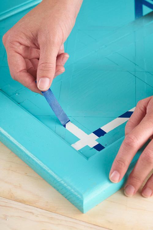 آموزش تغییر کابینت های قدیمی با رنگ آمیزی با چسب,تغییر کابینت های قدیمی با 7 ایده ارزان قیمت  جالب!!