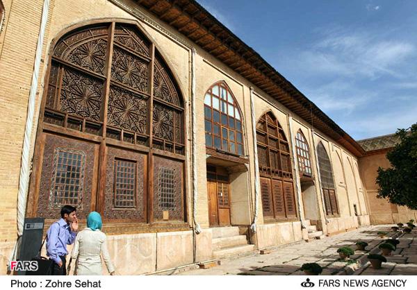 ارگ كريم خان زند در شيراز