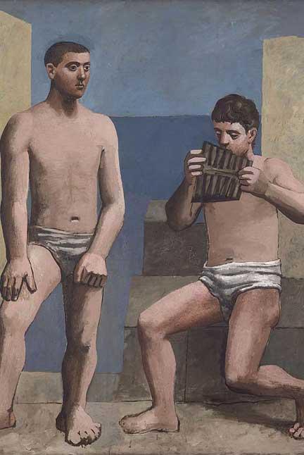 www.cloobmusic.com  تابلوهای پیكاسو در اسپانیا (گزارش تصویری)