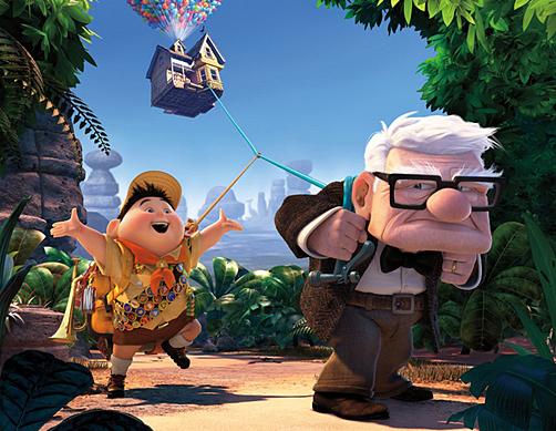 گزارش تصویری از انیمیشن بسیار زیبای (بالا) www.TAFRIHI.com