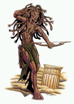 تصویر گرافیکی از Medusa