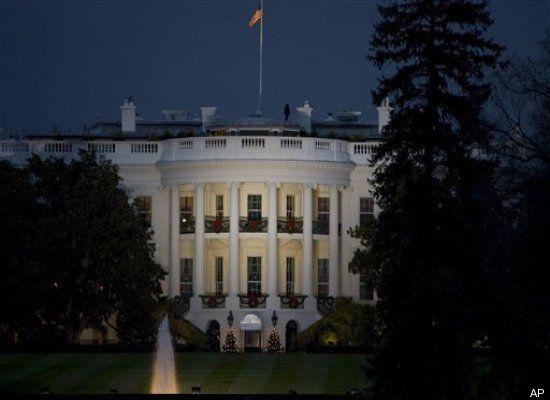 کاخ سفید محل سکونت رئیس جمهور آمریکا