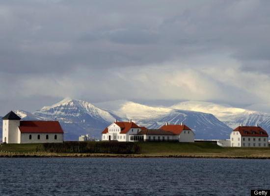 محل سکونت رئیس جمهور ایسلند