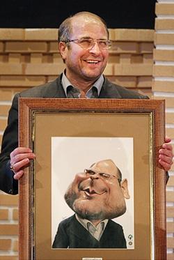 http://dvbpersian.blogsky.com/  - کاریکاتور قالیباف در دست قالیباف !