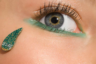 آرایش و زیبایی، آرایش ، چشم آبی، پوست سفید، میکاپ