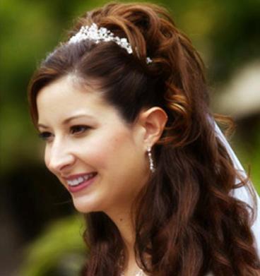 موی عروس، عروس