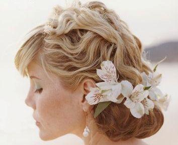 عروس، موی عروس