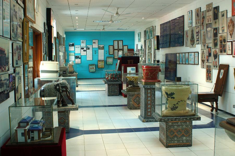 موزه سرویس بهداشتی
