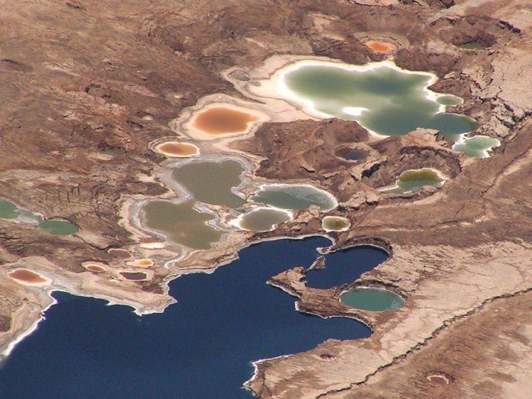 دریای مرده اسرائیل