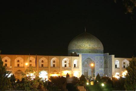 مسجد شيخ لطف الله