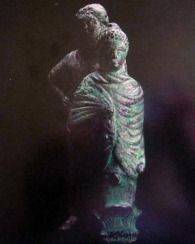 مجسمه آتناپارتنوس