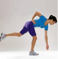 4 حرکت برای کوچک کردن باسن و ران