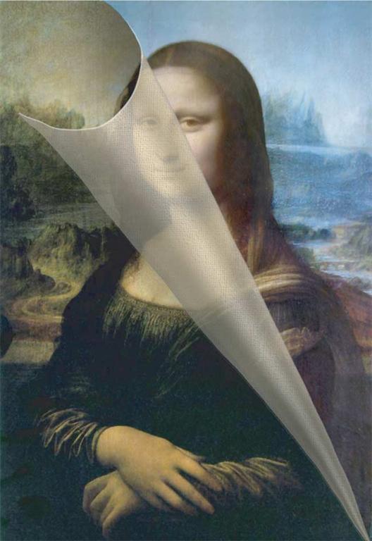 مونالیزا,لئوناردو داوینچی,تابلوی مونالیزا