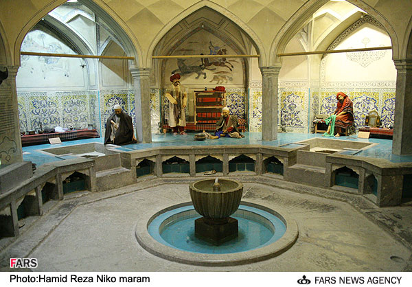 موزه حمام علی قلی آقا