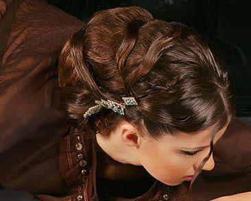 عکس از جدیدترین شینیون های سال 2014 |aroosssite.com | سایت عروس راهنمای تشریفات عروسی