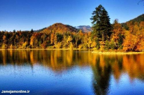 فصل پاییز در آلمان