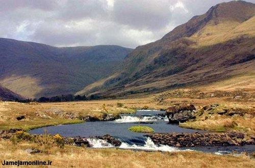 ایرلند در فصل پاییز