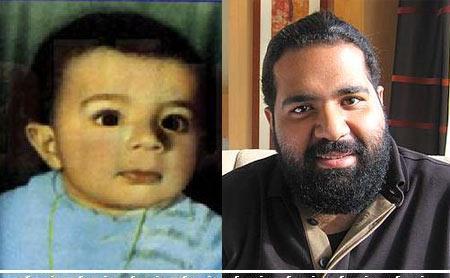 دوران کودکی مهنار افشار، باران کوثری، هدیه تهرانی و...!