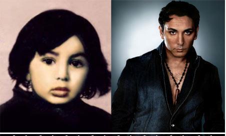 تصاویر دوران کودکی ستارگان ایرانی Tafrihi.Com