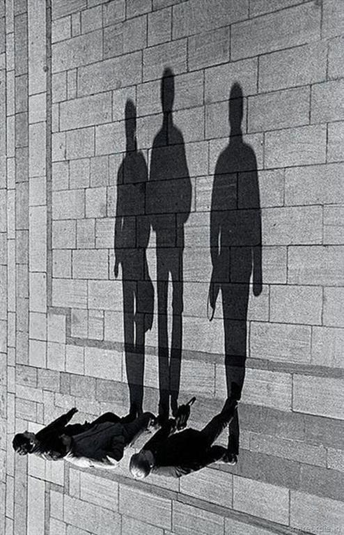 عکاسی با سایه