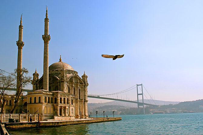 ترکیه؛ سرزمین گوناگونیها! (تصویری)