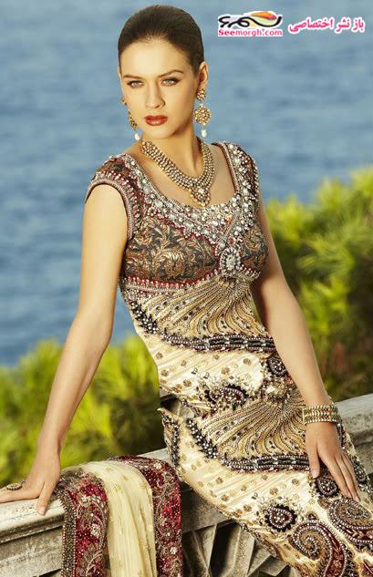 عکس زیباترین دختر هندی در سال