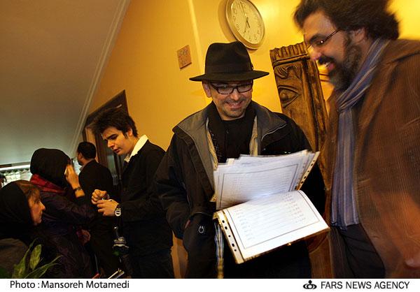 نمایشگاه عکس هدیه تهرانی