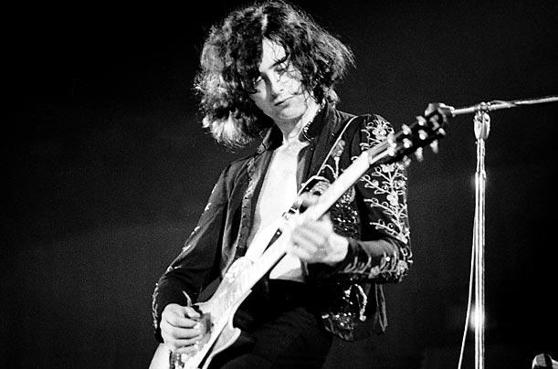 نوازنده گیتار,گیتار برقی,نوازندگی,راک,جیمی پیج