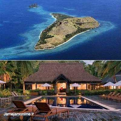 جزایر رویایی اجارهای در زیباترین نقاط جهان!