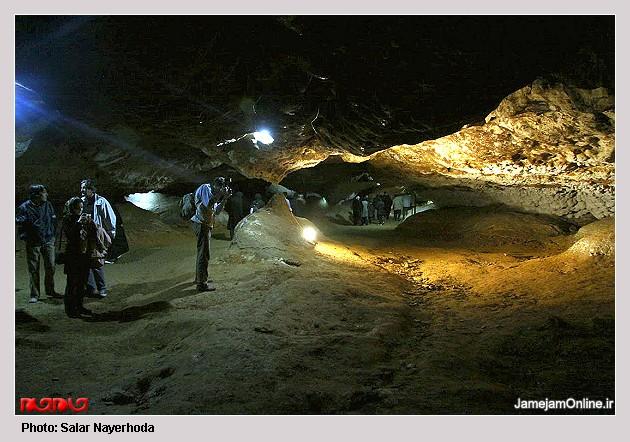 غار کتله خور