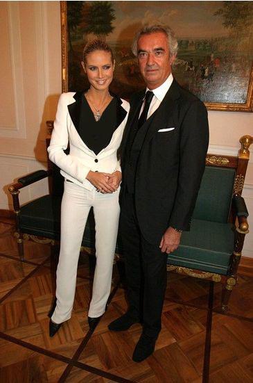 عکس و بیوگرافی هایدی کلوم مدل مشهور آلمانی!