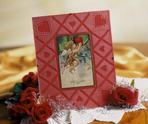 کاردستی روز ولنتاین