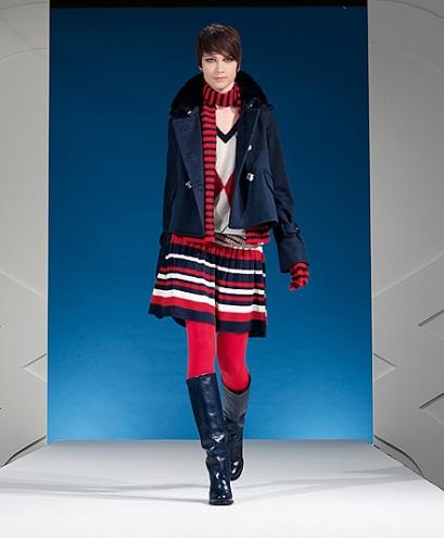 لباسهای زمستانی بنتون