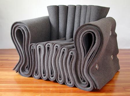 نمونه صندلیهای عجیب
