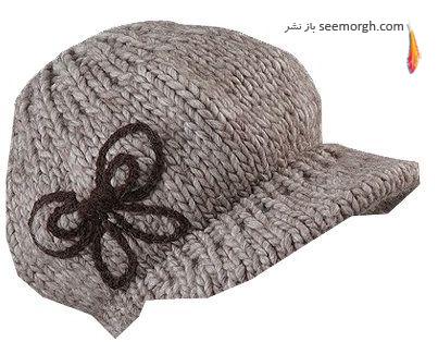 19wer مدلهای زیبای کلاه بافتنی زنانه برای زمستان (۲)