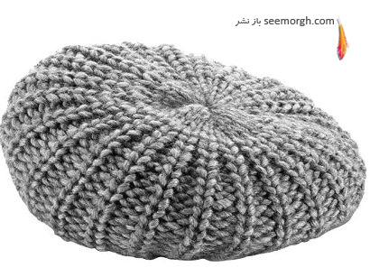 مدلهای زیبای کلاههای بافتنی زمستانی