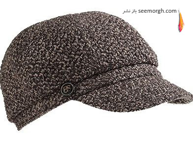 عکس   مدلهای زیبای کلاه بافتنی زنانه برای زمستان (2)