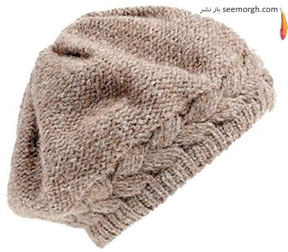 23wer مدلهای زیبای کلاه بافتنی زنانه برای زمستان (۲)