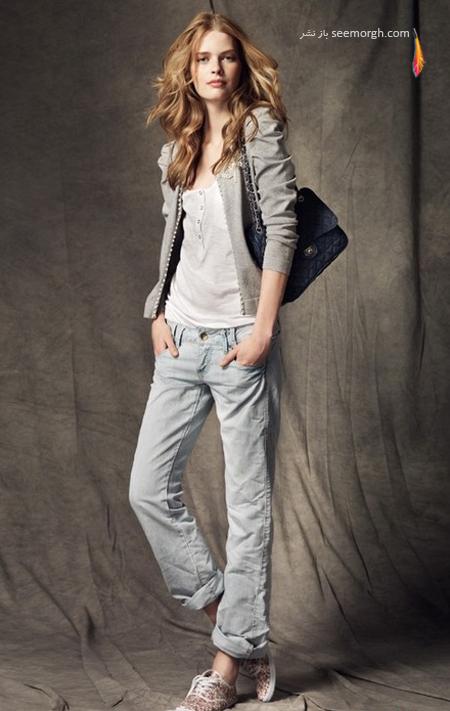 مدلهای جدید جین