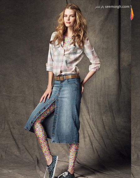 مدلهای جین برای پاییز امسال
