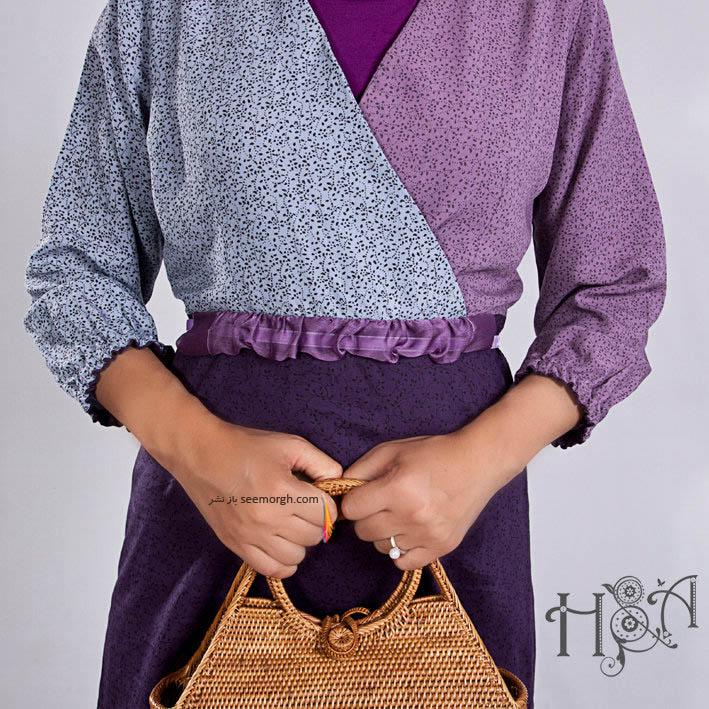مانتو پارچه دیور معرفی پوشاک h&a برند جدید مانتوهای ایرانی + عکس